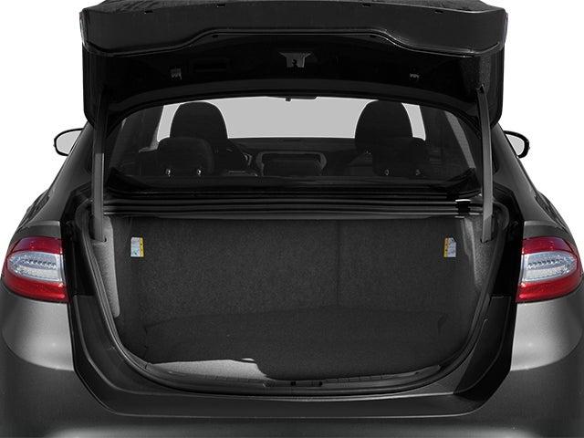 2017 Ford Fusion Se In Ripley Wv I 77