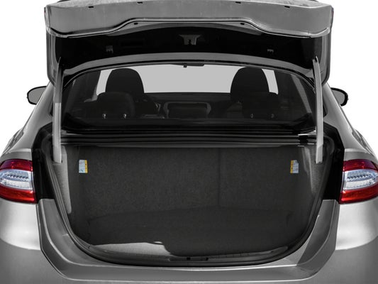 2016 Ford Fusion Se In Ripley Wv I 77
