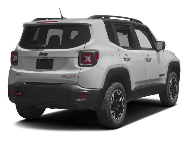 2017 Jeep Renegade Trailhawk In Ripley Wv I 77 Ford