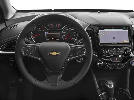 2018 Chevrolet Cruze Premier In Ripley Wv I 77 Ford