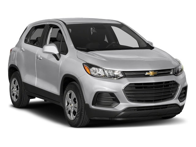 2018 Chevrolet Trax Ls In Ripley Wv Charleston Wv Chevrolet Trax