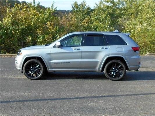 Jeep Grand Cherokee Tires >> 2018 Jeep Grand Cherokee Laredo